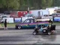 Najszybszy diesel na 1/4 mili 8,99s