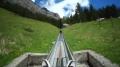 Niesamowita zjeżdżalnia górska w Szwajcarii