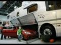 Ekskluzywny autobus po tuningu wnętrza