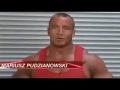 Mariusz Pudzianowski - trening mięśni ramion